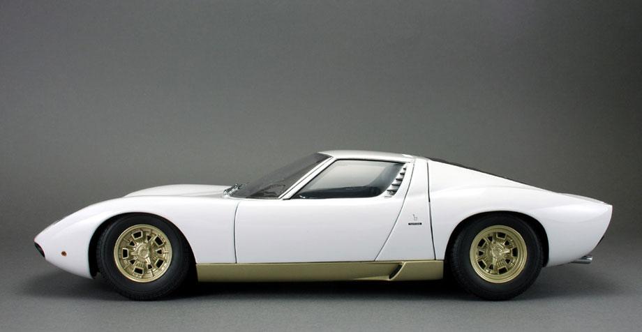 Lamborghini Miura Sv Proslink Fine Historic Sports Car